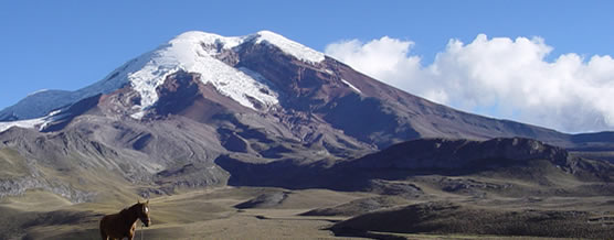 Chimborazo © Beat Peterman